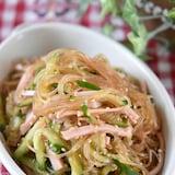 惣菜屋さんの黒酢春雨の中華風サラダ【作り置き】