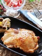 ソースが美味しい♡鶏肉のバルサミコハニーマスタードソテー