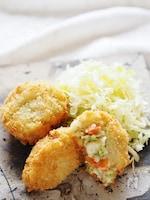 豆腐ポテトコロッケ