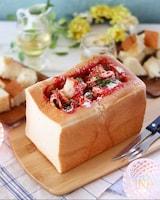 まるごと食パンで!ごちそうブイヤベース【レンジで簡単】