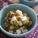 3分で出来るもう1品おかず オクラと納豆と山芋の和え物