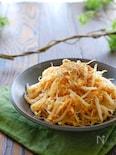 もやしとツナと炒り卵の中華風春雨サラダ