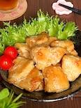鶏むね肉がご馳走に♡しっとり柔らかとりマヨポン酢