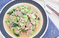 お手頃価格で実は使いやすい!チンゲン菜の特長とレシピ