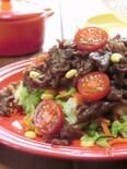 すき焼きサラダ
