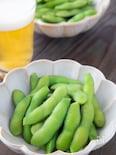 コップ1杯の水で簡単!枝豆の茹で方(フライパンで蒸す方法)