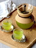 レモングラス♥爽やか♥グリーンティー♥コーヒーメーカー