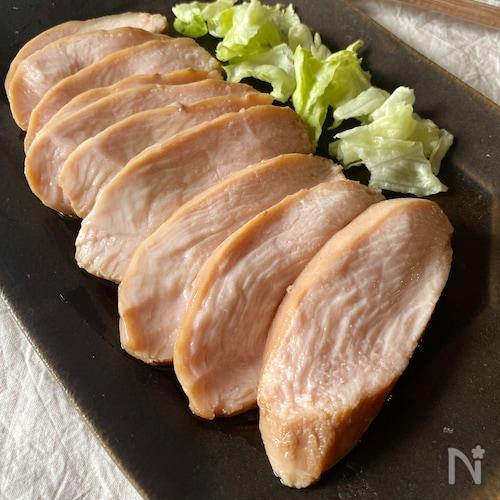 炊飯器で超簡単★ほったらかし鶏チャーシュー