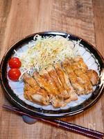 基本の「鶏の照り焼き」