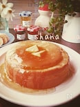 スフレパンケーキ♪