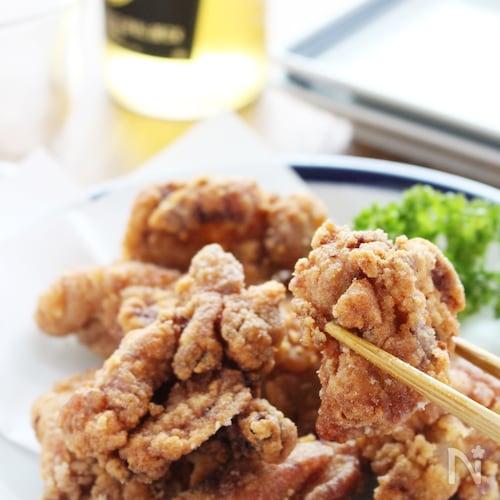 衣サク&カリッ!お弁当のおかずにも!定番の鶏のから揚げ