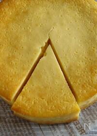 『オレンジピールのヨーグルト&チーズケーキ。』
