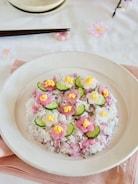 大根の花ちらし寿司【ひな祭り・お祝い・お花見】