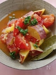 トマトとおいものラタトゥイユ