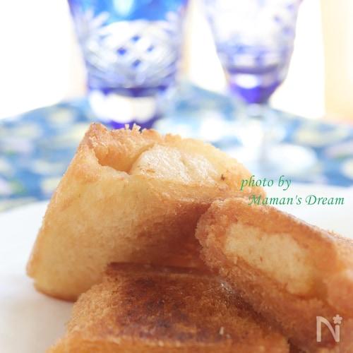 長崎の郷土料理「ハトシ」