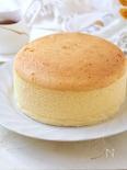 失敗なしのスフレチーズケーキ