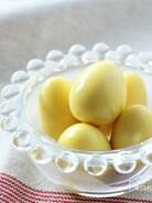 カレー風味のウズラの卵