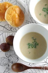 レオナルド・ダ・ヴィンチの栗のスープ《もみな流》