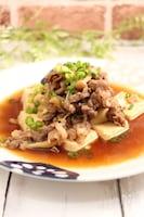 3分肉豆腐 すき焼き風