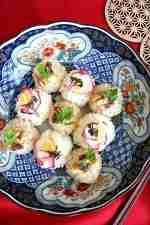 年末年始のおもてなしに!華やかな「洋風手まり寿司」レシピバリエ