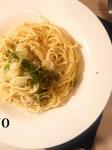 【526Kcal】白菜としらすの和風ペペロンチーノ♪