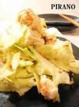 【70Kcal】春キャベツとくずし豆腐のやみつきサラダ♪