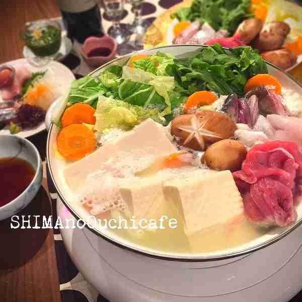 【冬の定番】あつあつ湯豆腐で体の芯から温まろう!