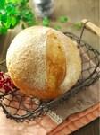 HBで簡単パン☆低温熟成カンパーニュ