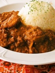 低カロリー納豆豆乳カレー