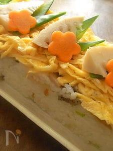大阪風押し寿司