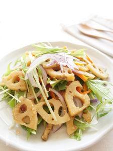 和風根菜サラダ
