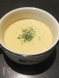 豆乳と塩麹のコーンスープ