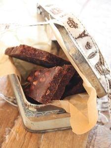 恋のチョコレートファッジ