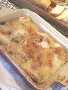 カンタン!カブのオーブンチーズ焼き