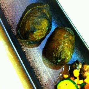 高菜おむすび