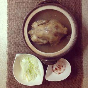 本格◎参鶏湯