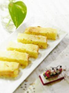 りんごのスティックヨーグルトケーキ