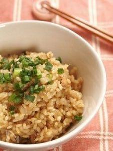 お鍋で作る炊き込みご飯