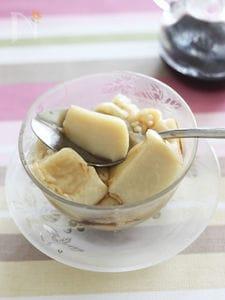 豆乳くず餅