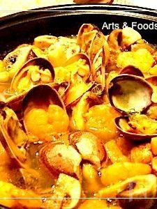 魚介のタジン 煮込むだけで簡単本格タジン料理