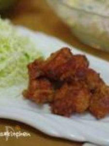 カリッとジューシー♪うちの鶏唐
