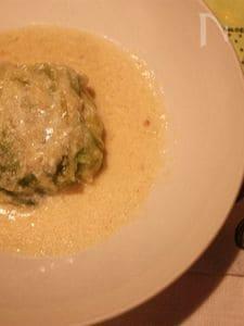 【白菜3日目】チキンのロール白菜・クリーム煮