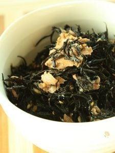 【簡単常備菜】ひじきのツナ煮