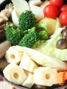 オイスターソースで?!野菜おでん