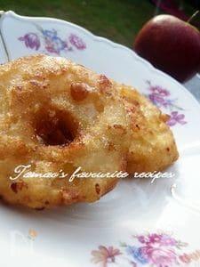 りんごのベニエ
