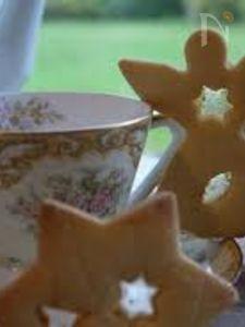 クリスマス・ステンドグラス・クッキー
