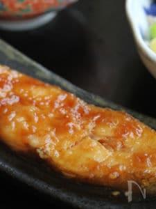 【カレイの揚げ焼煮】