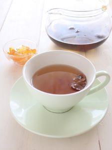 【冷えとり・ストレス解消・美肌に】なつめとゆずの薬膳茶