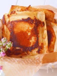 食パンで、ナンが出来るんです!