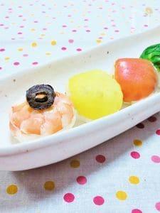 洋風手まり寿司